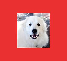 Great Pyrenees by Ruth Martin