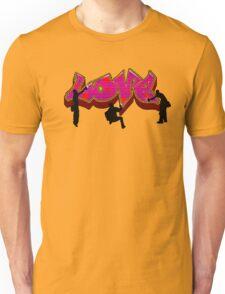 Graffiti Love T-Shirt
