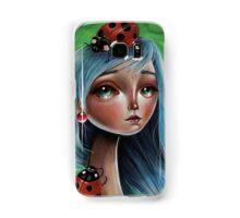 Miss Lady Bug Samsung Galaxy Case/Skin