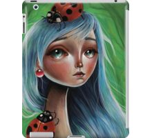 Miss Lady Bug iPad Case/Skin