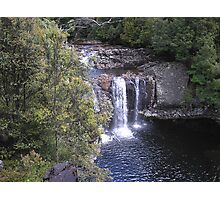 King Billy Falls Cradle Mountain Lodge Photographic Print