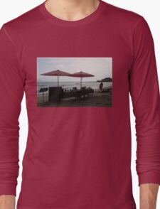 A BEACH Beach BAR Long Sleeve T-Shirt