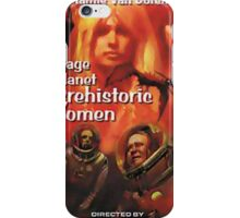 Voyage To The Planet Of Prehistoric Women  iPhone Case/Skin