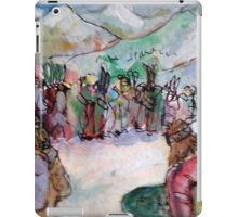 HEY WAIT UP(C2015)(ANALOG) iPad Case/Skin