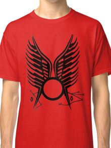 Battlestar Galactica Wedding tatoo Classic T-Shirt