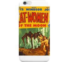Cat Women Of The Moon iPhone Case/Skin