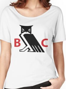 Bohemian Club - Moloch Owl - Cremation of Care Women's Relaxed Fit T-Shirt