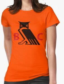 Bohemian Club - Moloch Owl - Cremation of Care Womens Fitted T-Shirt