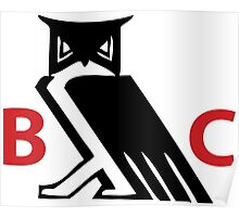 Bohemian Club - Moloch Owl - Cremation of Care Poster