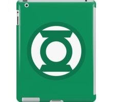 Green Lantern Logo iPad Case/Skin