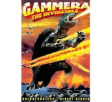Gamera The Invincible Giant Monster Photographic Print