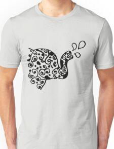 Elephants shower  Unisex T-Shirt