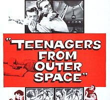Teenagers From Outer Space  by MrDarksnasty