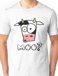 Moo? (light colours) T-Shirt