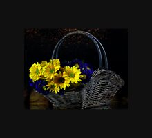 Basketful of flowers Unisex T-Shirt