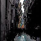 Alley way by sparrowdk