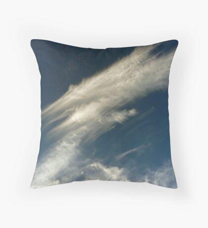 Nature's Paintbrush Throw Pillow