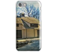 Shadow Play on Masker's Barn iPhone Case/Skin
