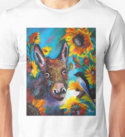 The Mirth Donkey Unisex T-Shirt