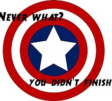 captain america avengers age of ultron quote by captainkittyspa