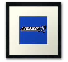 Project M - Sonic Main  Framed Print