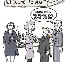 Welcome to Adulthood by Sophie Baer