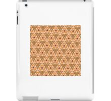Triangle frenzy  iPad Case/Skin