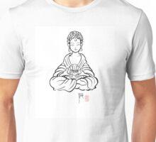 Buddha Lotus Unisex T-Shirt