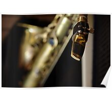 Sax Education Poster