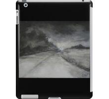 Night Driving, On Coming iPad Case/Skin