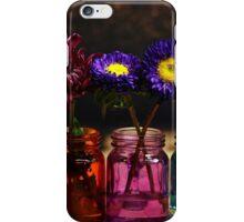 Mason jars iPhone Case/Skin