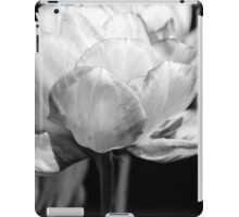 Double Touch Tulip iPad Case/Skin