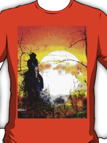 Asleep in the Saddle T-Shirt