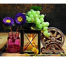 Still life Photographic Print