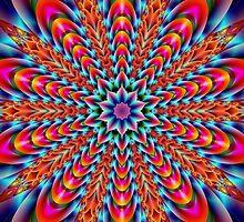 Kaleidoscope Colour by fantasytripp