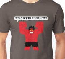 I'm Gonna Smash It! Red Hulk alt. Unisex T-Shirt