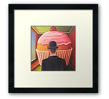 Sweet Surrender Framed Print
