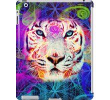 Psychadelic Tiger iPad Case/Skin