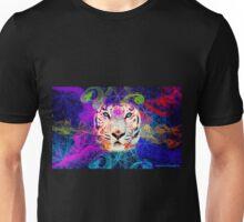 Psychadelic Tiger Unisex T-Shirt