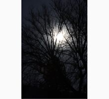 Moonlight and Trees Unisex T-Shirt