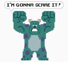 I'm Gonna Scare It! Kids Tee