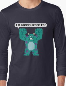 I'm Gonna Scare It! Long Sleeve T-Shirt