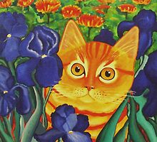 Vincent's Cat by Anni Morris