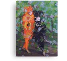Magic carnival Canvas Print