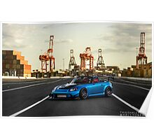 Honda S2000 | Imported From Japan Poster