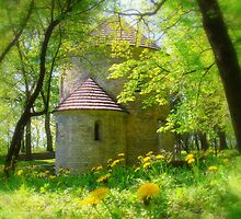 Rotunda in spring by Eugenio