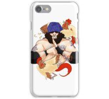 enter the chicken iPhone Case/Skin
