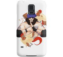 enter the chicken Samsung Galaxy Case/Skin