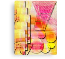 Blessings of the Magna Mater Canvas Print