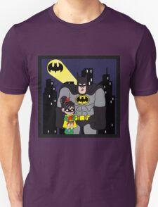 Wreck it Batman! (Black Suit) T-Shirt